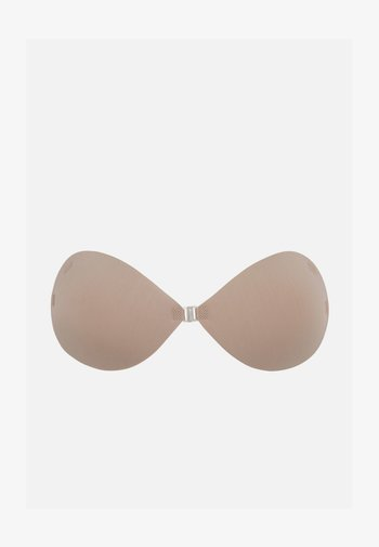 Multiway / Strapless bra - nude