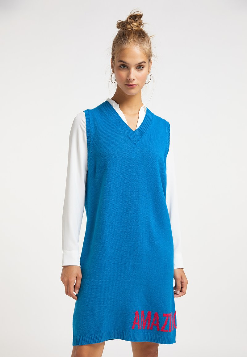 myMo - Jumper dress - classic blue