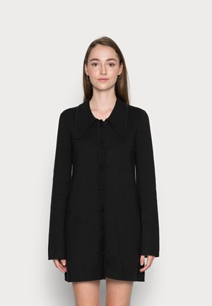 MYAH DRESS - Jumper dress - black