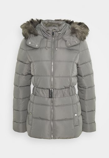 FITTED PADDED PUFFER