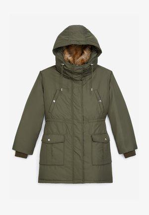 Płaszcz zimowy - kak