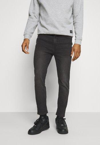 GROTON  - Jeans slim fit - black