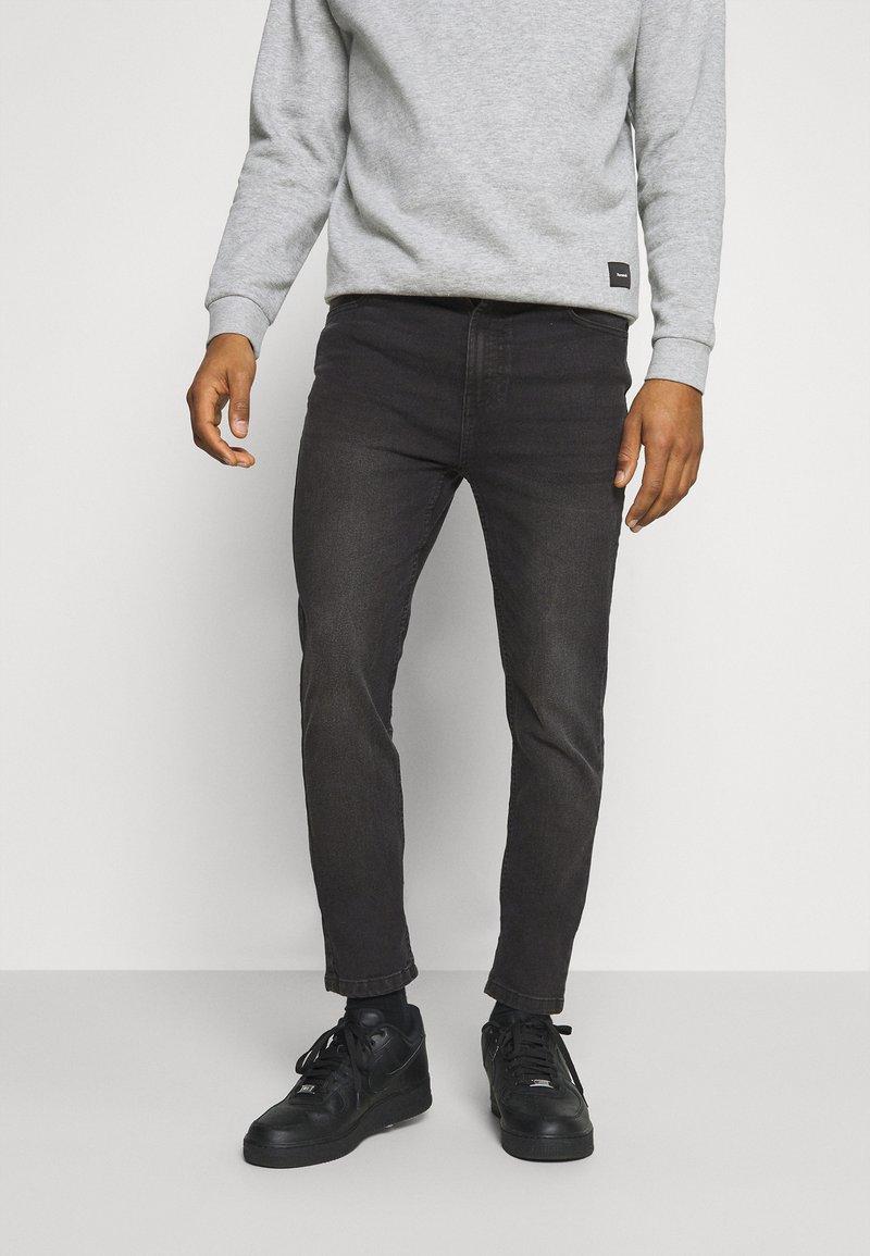 Nominal - GROTON  - Slim fit jeans - black