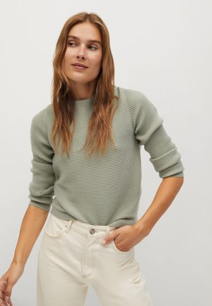 MARGOT - Pullover - pastel green