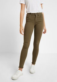 ONLY - ONLBLUSH  - Jeans Skinny Fit - kalamata - 0