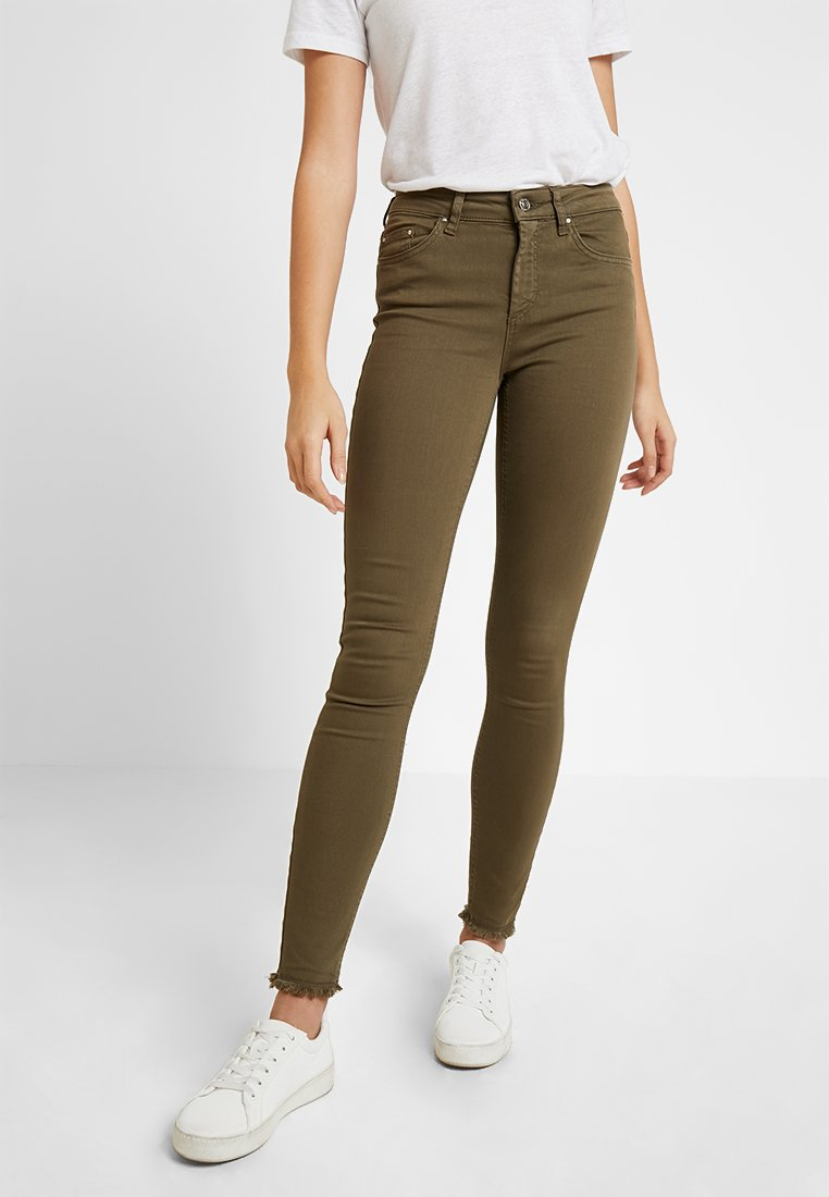 ONLY - ONLBLUSH  - Jeans Skinny Fit - kalamata