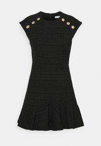 sandro - Day dress - noir - 5
