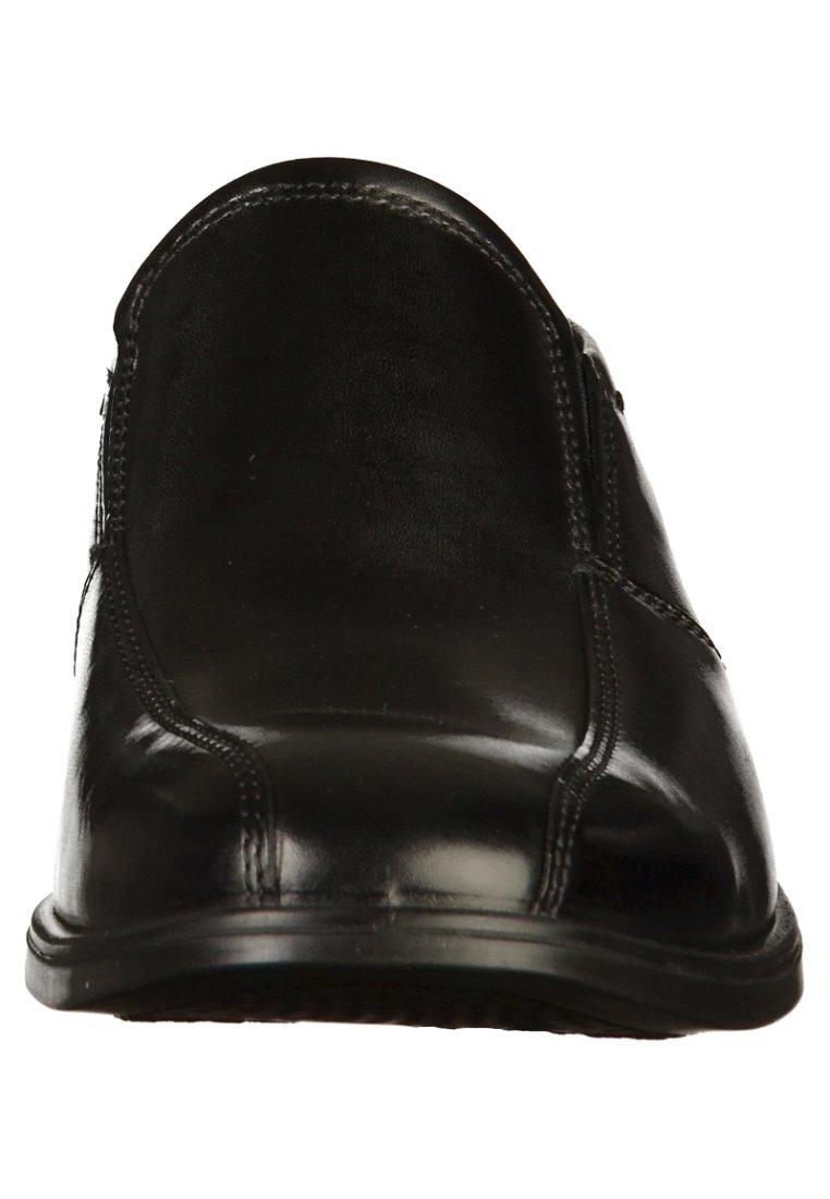 Herren Business-Slipper - black