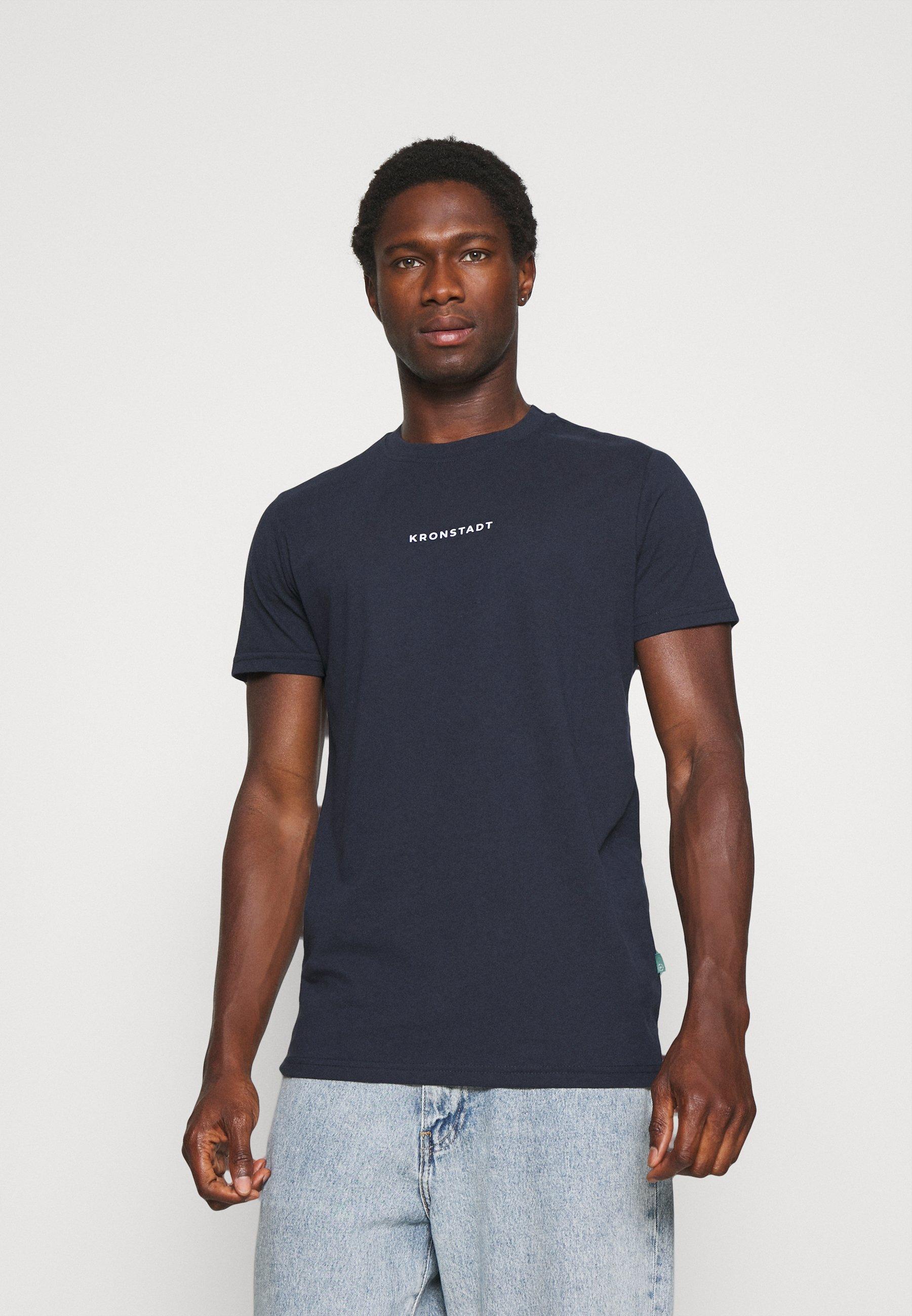 Men TIMMI LOGO TEE - Print T-shirt