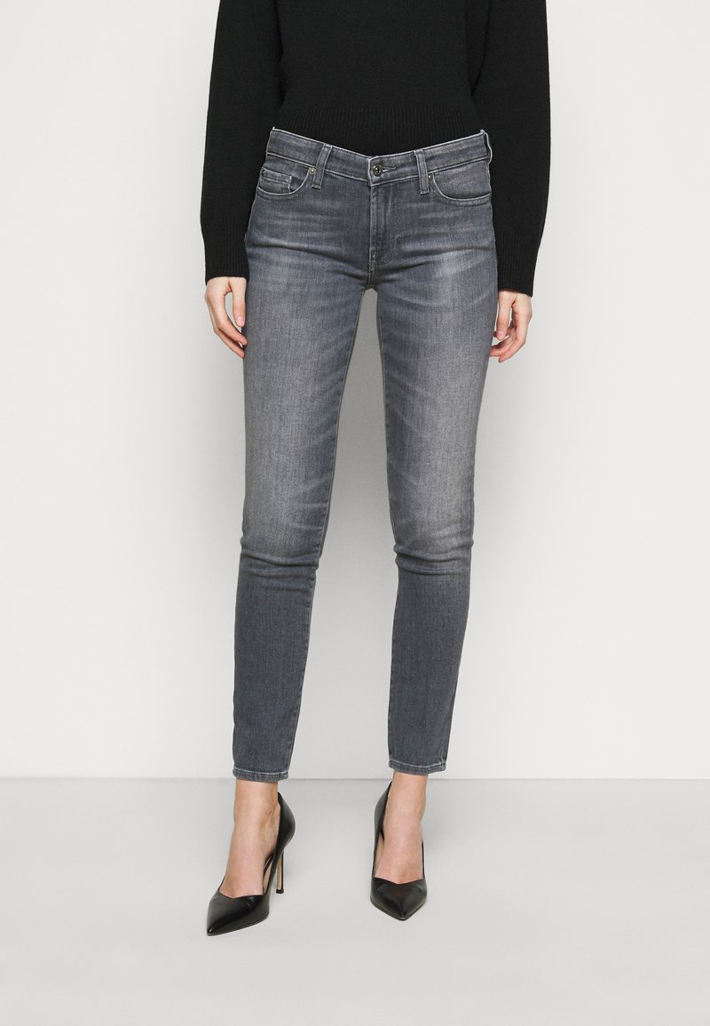 7 for all mankind - PYPER ILLUSION BELIEVE - Jeans Skinny Fit - grey