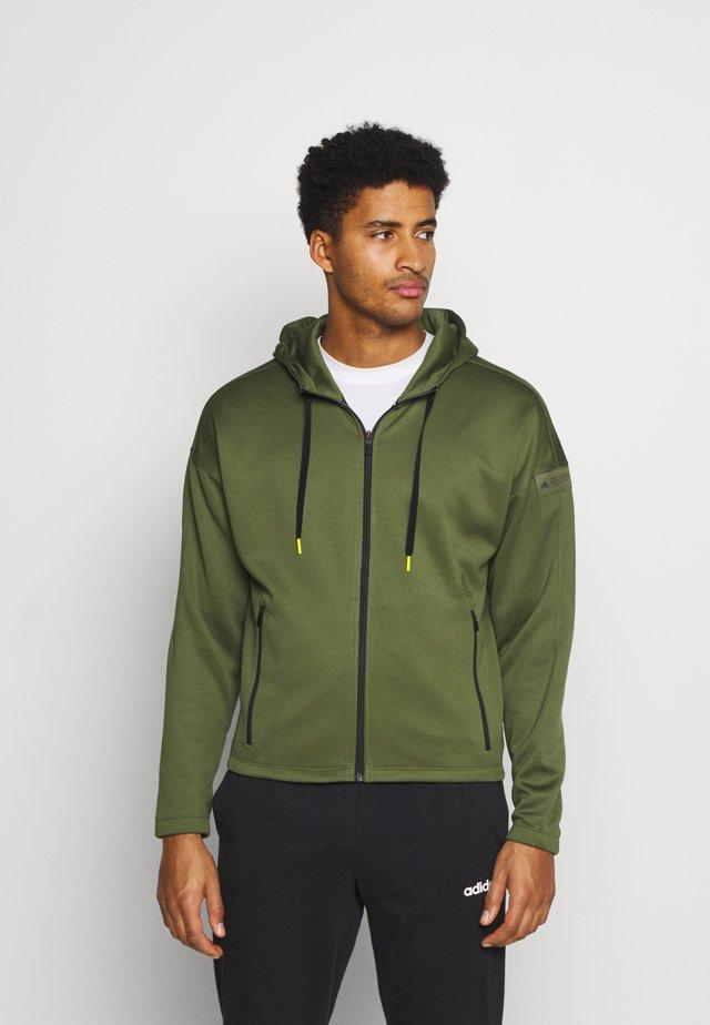 STU TECH - Zip-up hoodie - wilpin