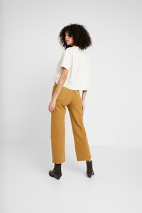 Levi's® - RIBCAGE STRAIGHT ANKLE - Straight leg jeans - one track mind - 2