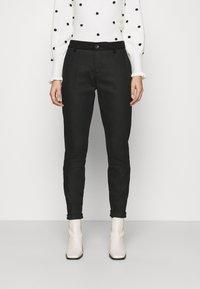 Mos Mosh - BLAKE GALLERY PANT - Kalhoty - black - 0