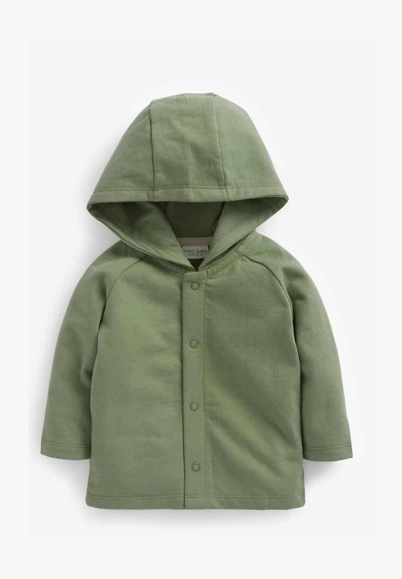 Next - Light jacket - green