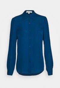 MICHAEL Michael Kors - Button-down blouse - river blue - 0