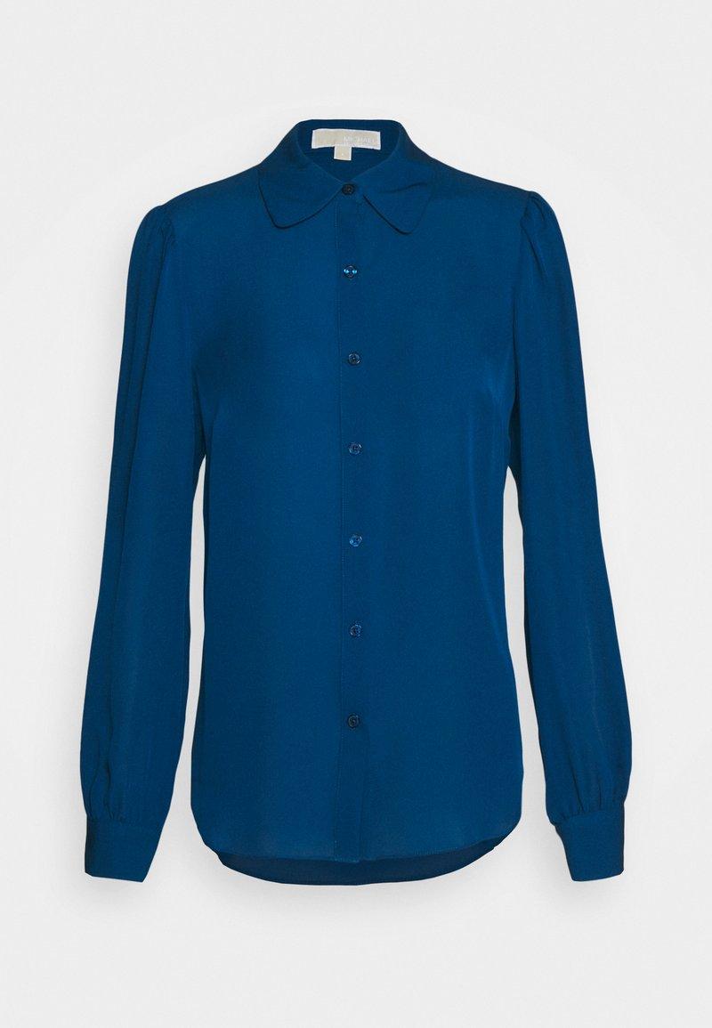 MICHAEL Michael Kors - Button-down blouse - river blue