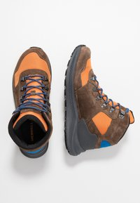 Merrell - ONTARIO 85 MID WP - Scarpa da hiking - exuberance - 1