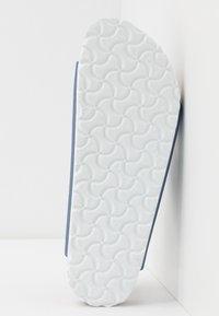 Birkenstock - ARIZONA - Tofflor & inneskor - icy metallic/azure blue - 6