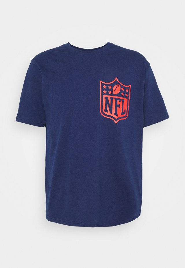 NFL NFL CHAIN CORE GRAPHIC - Club wear - navy