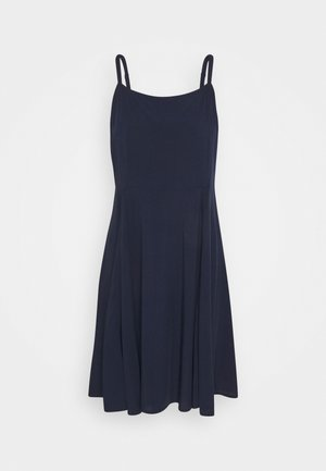 CAMI DRESS - Day dress - navy uniform
