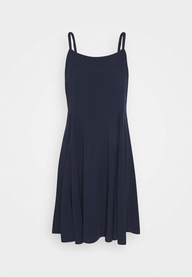 CAMI DRESS - Hverdagskjoler - navy uniform