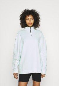 Nike Sportswear - TREND - Sweater - barely green/white - 0