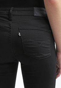 Levi's® - Jeansy Skinny Fit - black sheep - 5