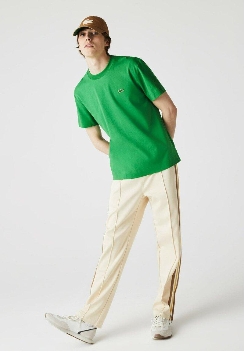 Lacoste - Basic T-shirt - vert