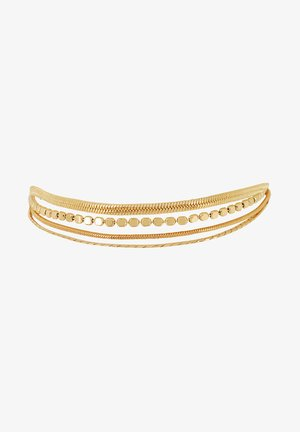Armband - gold plating