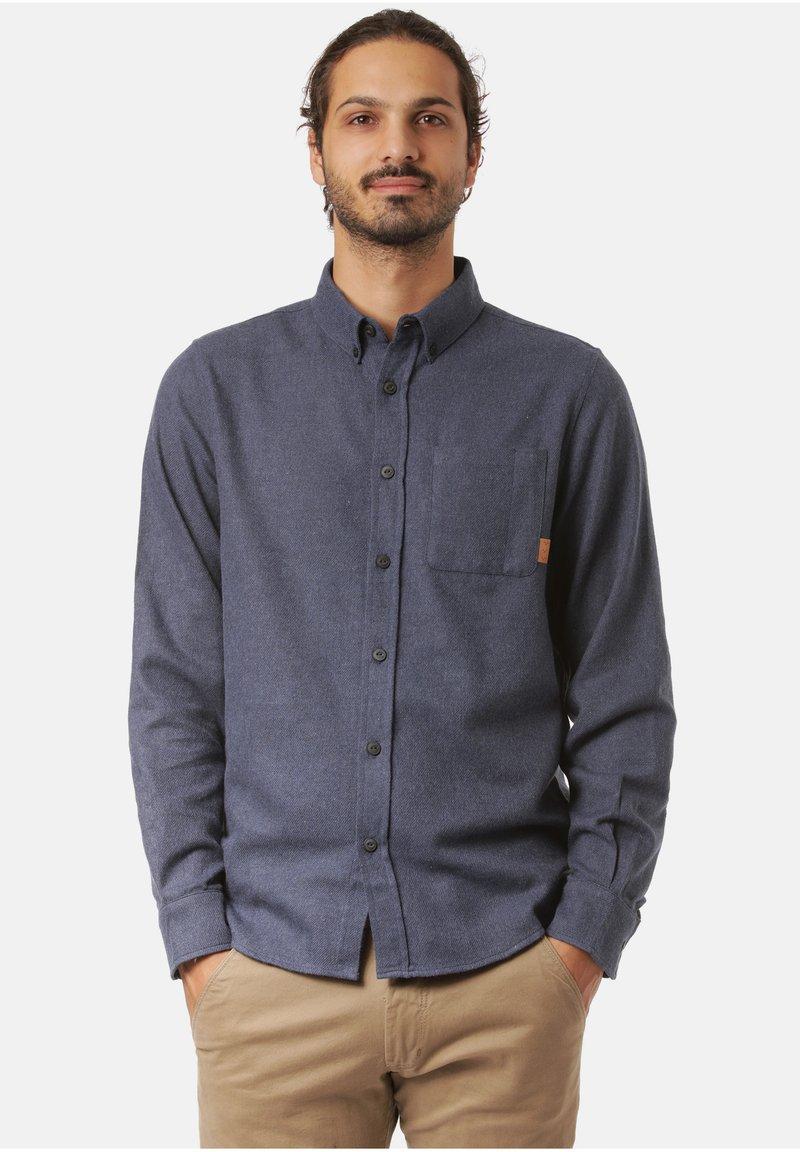 Mazine - Overhemd - navy mel