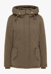 DreiMaster - Winter jacket - militär oliv - 4