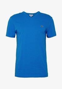 Lacoste - T-shirt basique - blue - 3