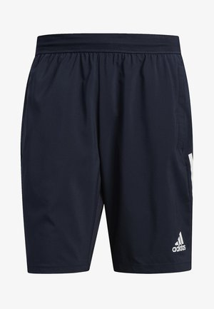 4KRFT 3-STRIPES 9-INCH SHORTS - Träningsshorts - blue