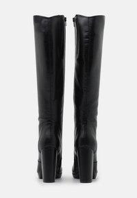 Buffalo - MARIE - High heeled boots - black - 3