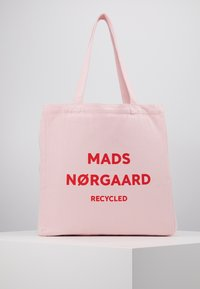 Mads Nørgaard - BOUTIQUE ATHENE - Tote bag - rose/red