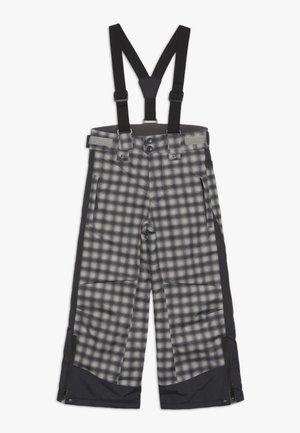 SKI PANTS NEO - Spodnie narciarskie - black