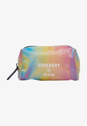 JELLY - Wash bag - rainbow holographic