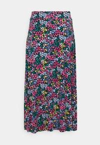 Marks & Spencer London - SKATER - Áčková sukně - multicoloured - 0