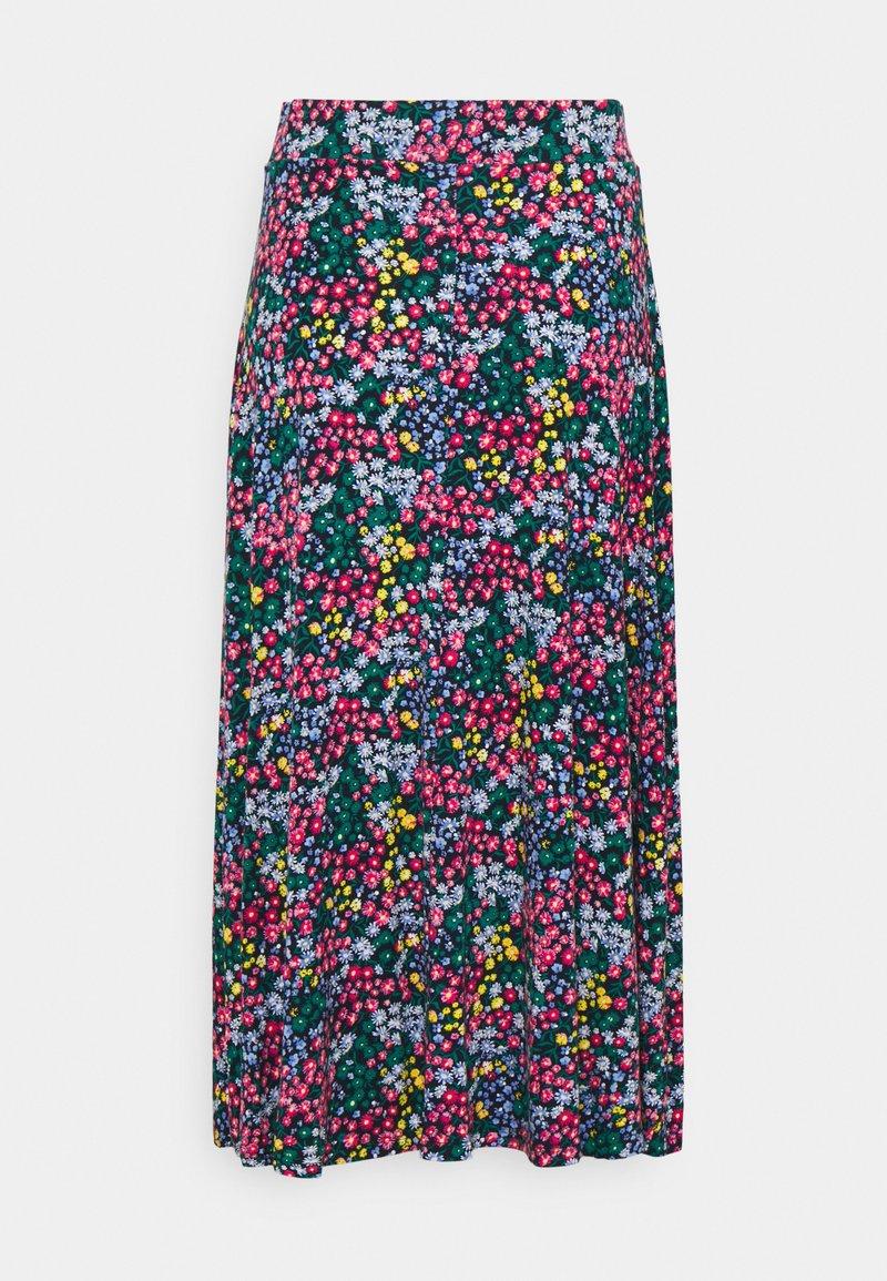 Marks & Spencer London - SKATER - Áčková sukně - multicoloured