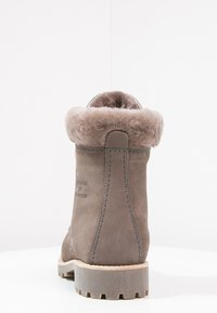 Panama Jack - IGLOO - Lace-up ankle boots - gris - 4