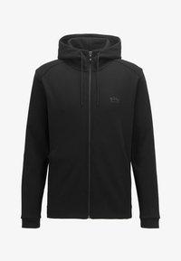 BOSS - SAGGY - Zip-up hoodie - black - 0