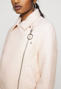 ONLY Petite - ONLASHA BIKER - Summer jacket - pumice stone - 5