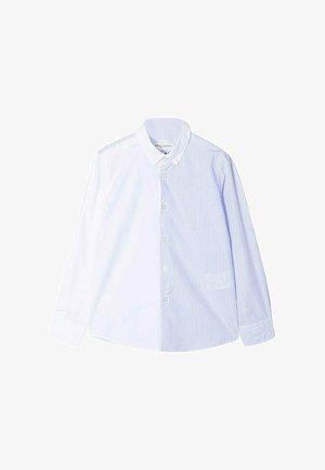 CON STAMPA - Overhemd - bianco