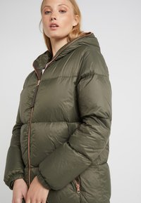 True Religion - JACKET MILITARY - Kurtka puchowa - dark green - 5