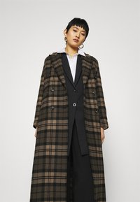 IVY & OAK - ALOA ALTEA - Cappotto classico - cedar wood/black - 3