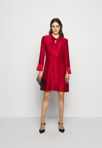 HUGO - KEMERA - Cocktail dress / Party dress - medium red