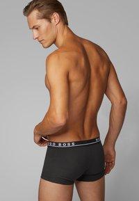 BOSS - TRUNK 3 PACK  - Pants - black - 1