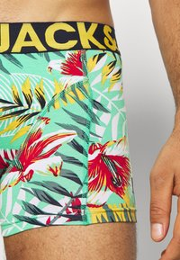 Jack & Jones - JACHIGH SUMMER TRUNKS 3 PACK - Shorty - surf the web/spring - 5