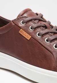 ECCO - SOFT MEN'S - Sneakers - whisky - 5