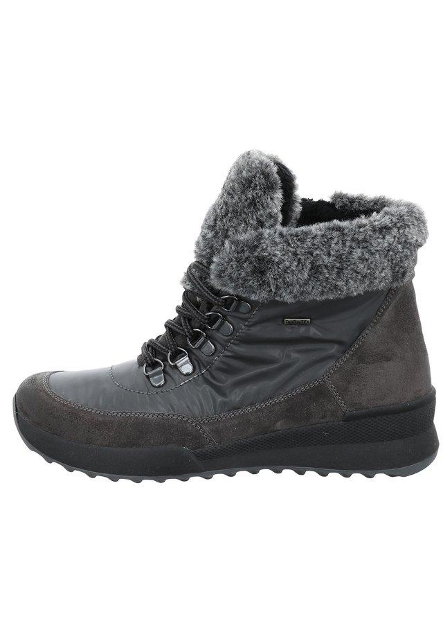 VICTORIA 25 - Ankle boots - grau